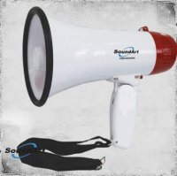 SoundArt SLH-55-RED Megaphone 5 Watt
