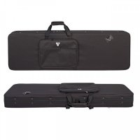 V-CASE 1096N PRECISION AND JAZZ BASS RECTANGULAR GUITAR CASE
