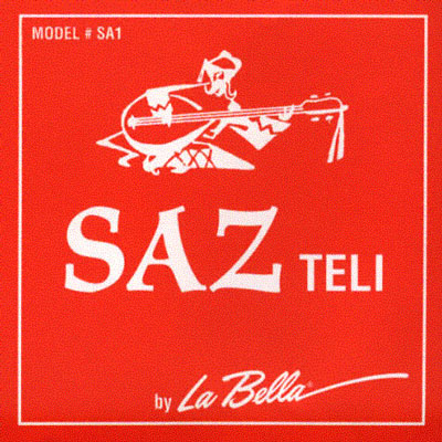 Saz Teli String Set